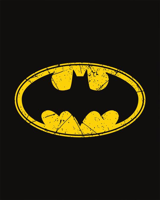Shop Batman Classic Logo Vest (BML)-Full