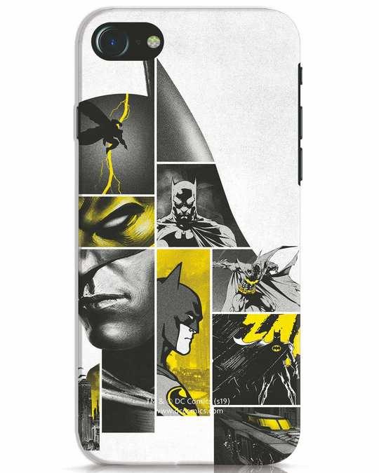 Shop Batman Collage iPhone 7 Mobile Cover-Front