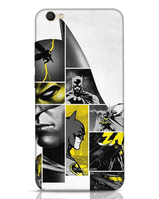 Shop Batman Collage Vivo V5 Mobile Cover-Front