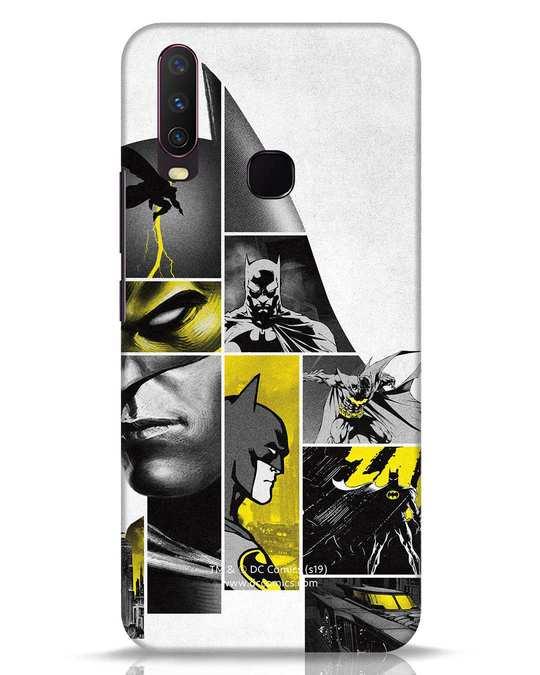 Shop Batman Collage Vivo Y17 Mobile Cover-Front