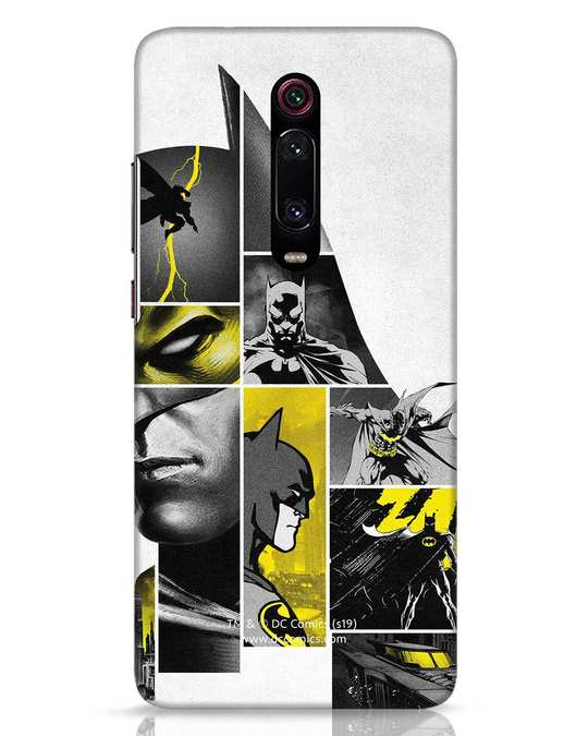 Shop Batman Collage Xiaomi Redmi K20 Mobile Cover-Front
