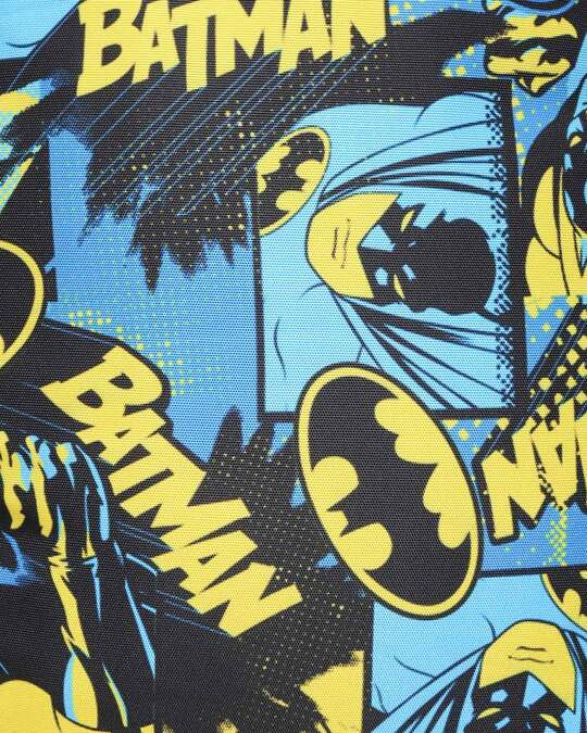 Shop Batman Colorful Printed Poster 23 Litre Backpack