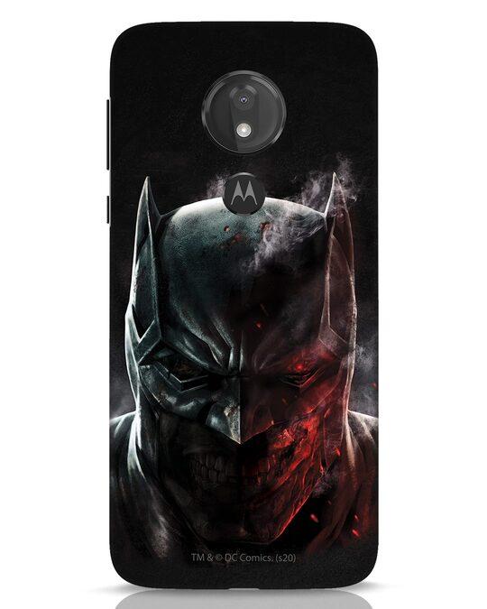 Shop Batman Rogue Moto G7 Power Mobile Cover-Front