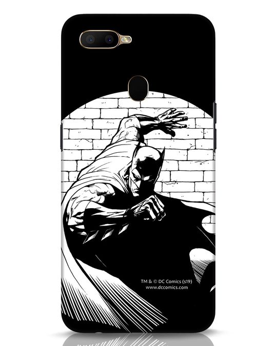 Shop Batman Spotted Oppo A5s Mobile Cover (BML)-Front