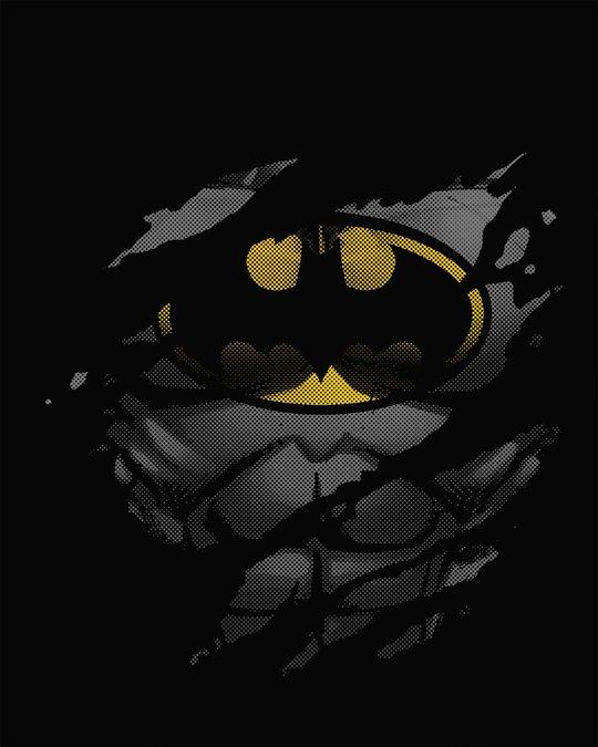 Shop Batman Torn Vest (BML)-Full