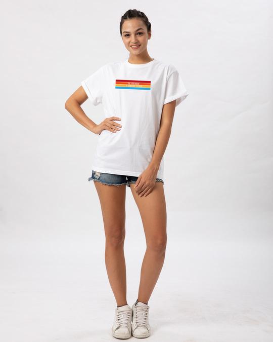 Shop Be A Rainbow Boyfriend T-Shirt-Design