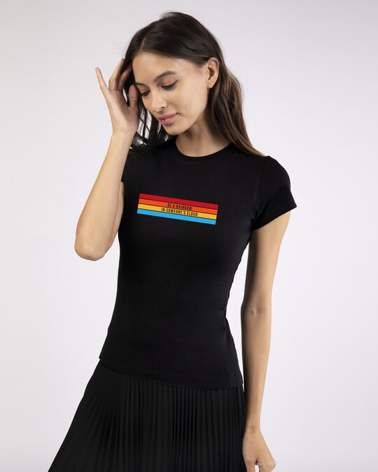 Shop Be A Rainbow Half Sleeve T-Shirt-Design