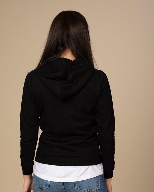 Shop Be Fearless Fleece Hoodies-Back