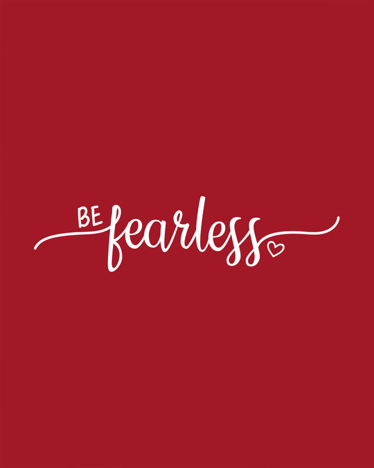 Shop Be Fearless Scoop Neck Full Sleeve T-Shirt-Full