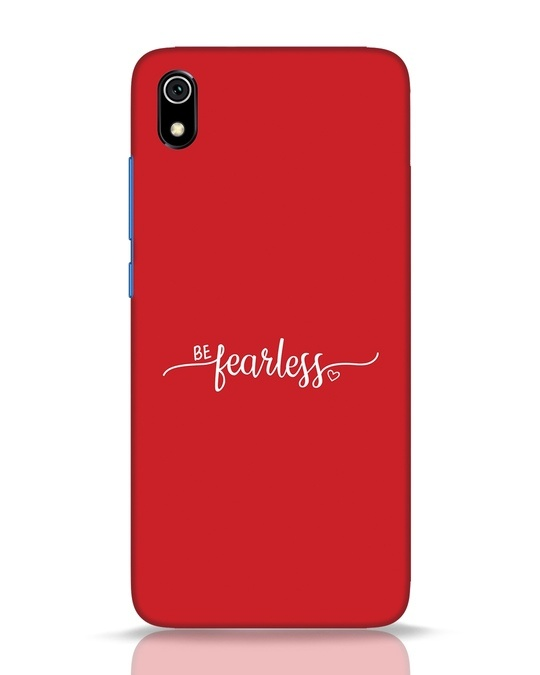 Shop Be Fearless Xiaomi Redmi 7A Mobile Cover-Front