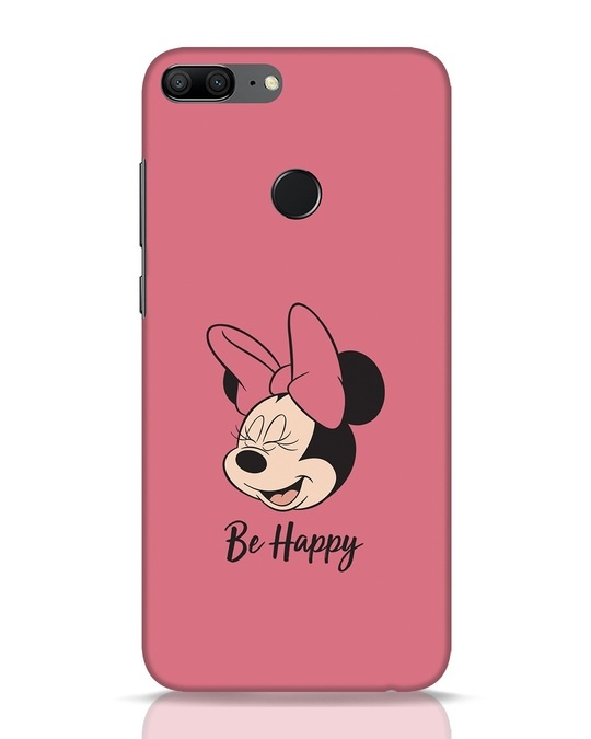 Shop Be Happy Huawei Honor 9 Lite Mobile Cover-Front