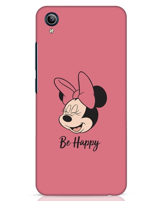 Shop Be Happy Vivo Y91i Mobile Cover-Front