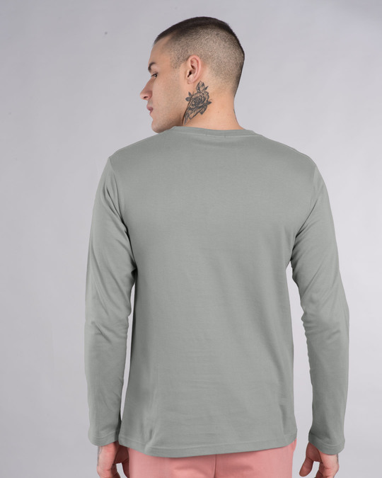 Shop Be-liever Full Sleeve T-Shirt-Back