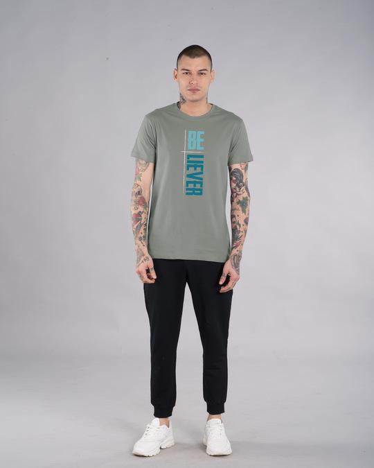 Shop Be-liever Half Sleeve T-Shirt-Full