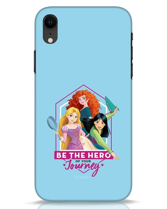 Shop Be The Hero iPhone XR Mobile Cover (DL)-Front