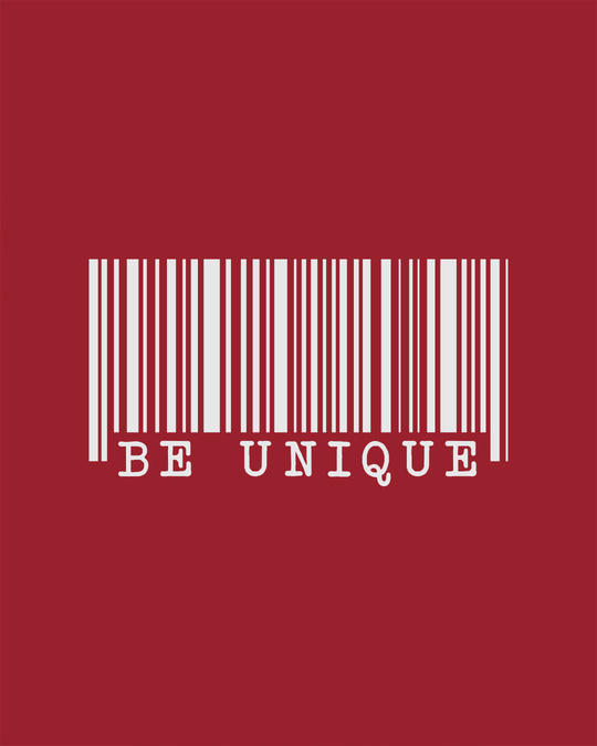 Shop Be Unique Barcode Vest (GID)