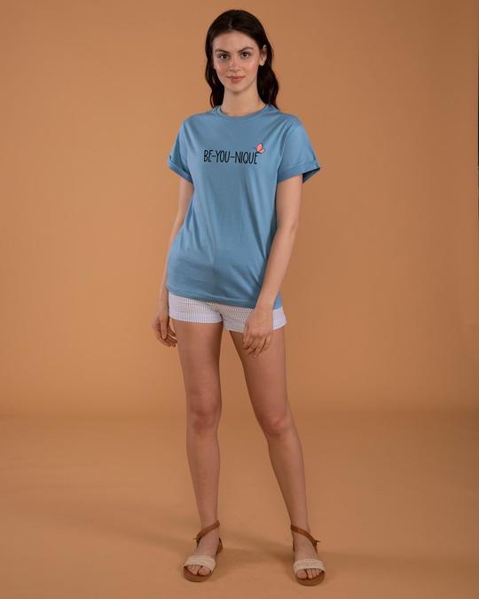 Shop Be-you-nique Boyfriend T-Shirt