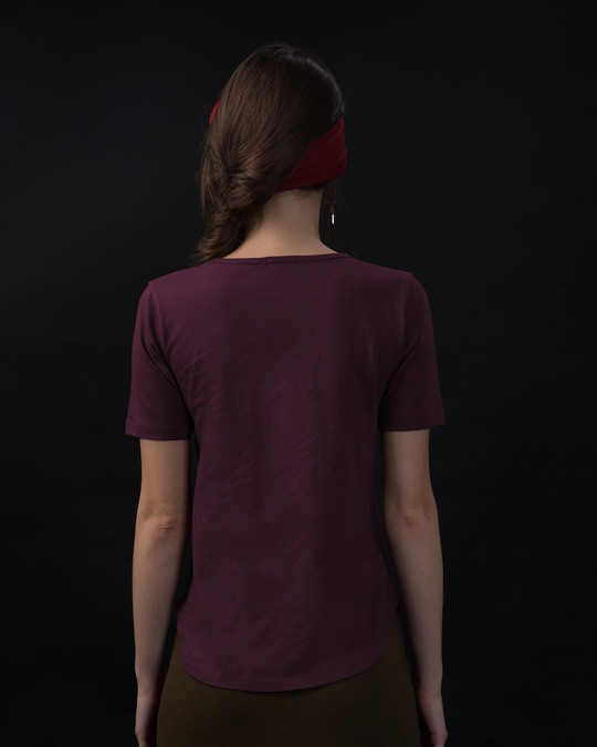 Shop Be-you-tiful Basic Round Hem T-Shirt-Full