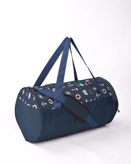 Shop Beach Day Duffle Bag-Back
