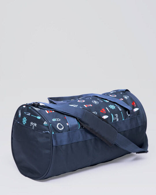 Shop Beach Day Duffle Bag-Front
