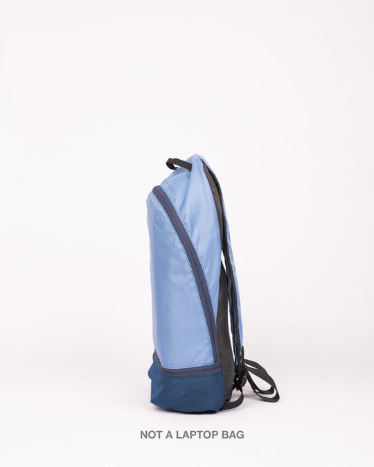 Shop Beard Man Minimal Printed Small Backpack-Design