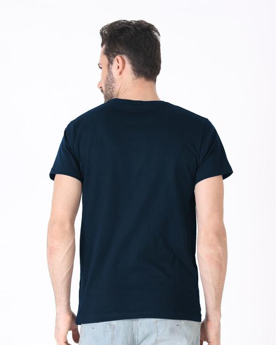 Shop Beast Camouflage Half Sleeve T-Shirt-Full