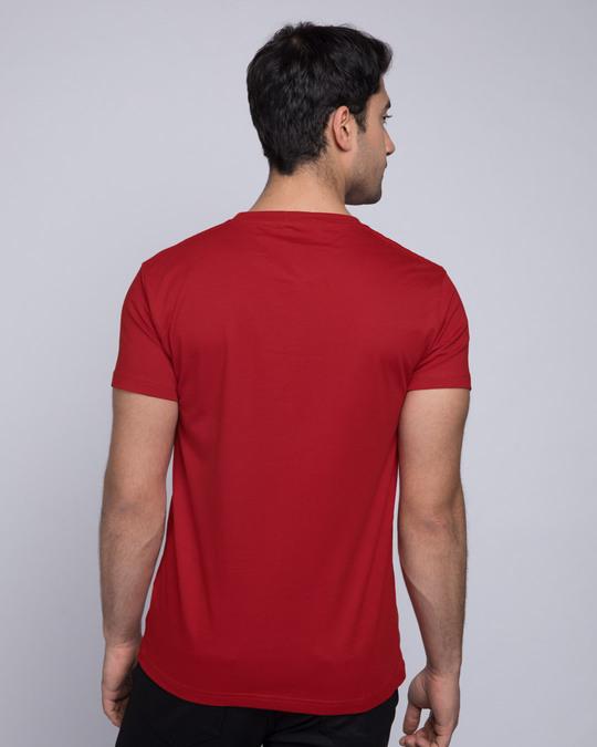 Shop Beast Claw Half Sleeve T-Shirt (Hidden Message)
