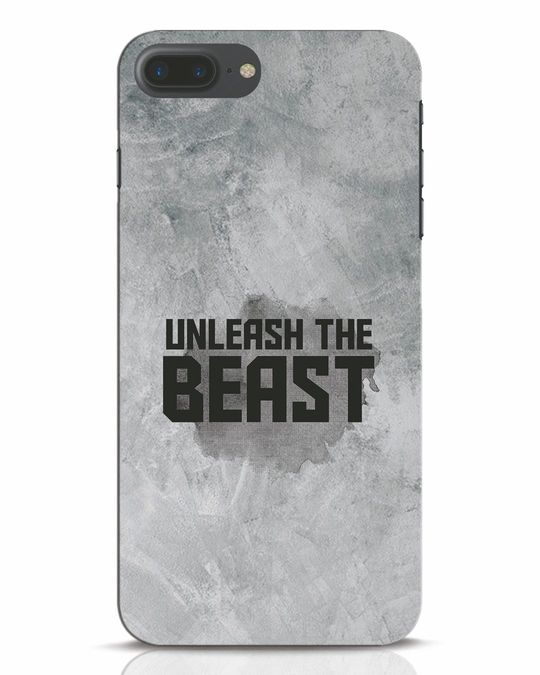 Shop Beast Is Unleashed iPhone 7 Plus Mobile Cover-Front