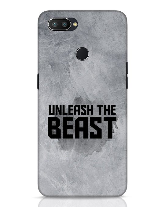 Shop Beast Is Unleashed Realme 2 Pro Mobile Cover-Front
