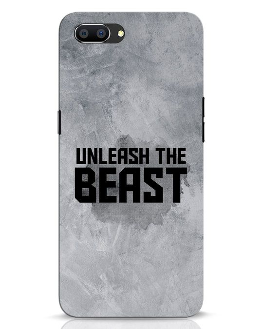 Shop Beast Is Unleashed Realme C1 Mobile Cover-Front