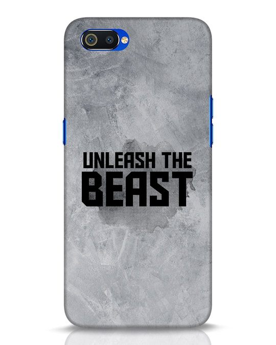 Shop Beast Is Unleashed Realme C2 Mobile Cover-Front