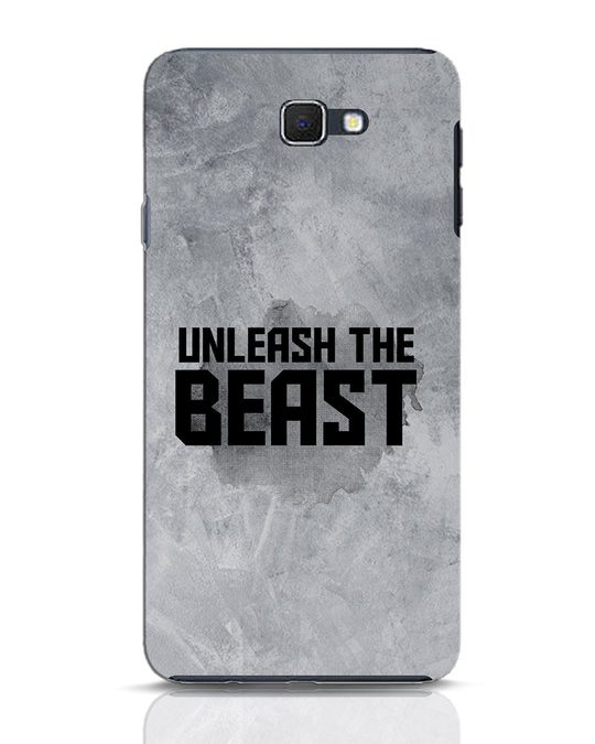Shop Beast Is Unleashed Samsung Galaxy J7 Prime Mobile Cover-Front