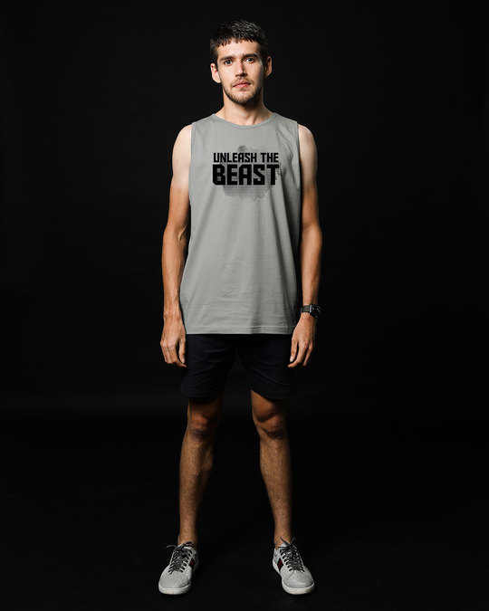 Shop Beast Is Unleashed Vest-Full