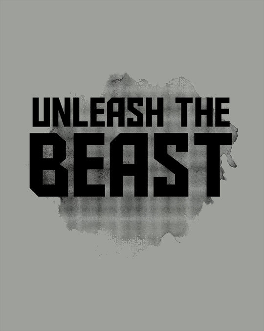 Shop Beast Is Unleashed Vest