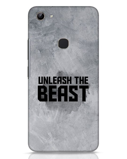 Shop Beast Is Unleashed Vivo Y81 Mobile Cover-Front