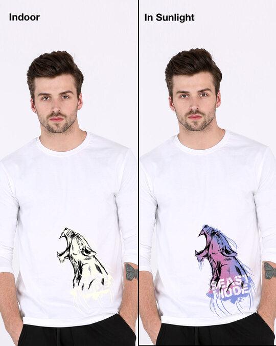 Shop Beast Mode Full Sleeve (Sun Active T-Shirt)-Full