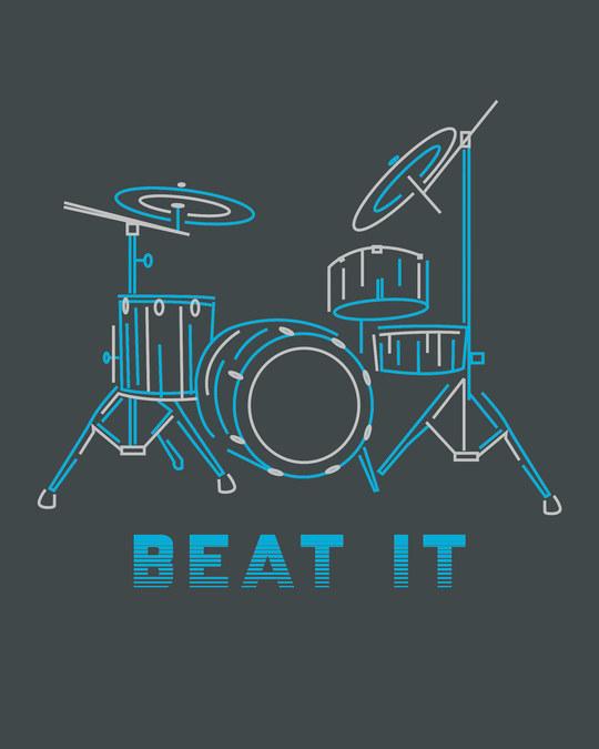 Shop Beat It Boyfriend T-Shirt