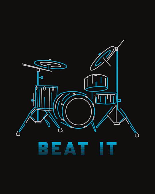 Shop Beat It Full Sleeve T-Shirt