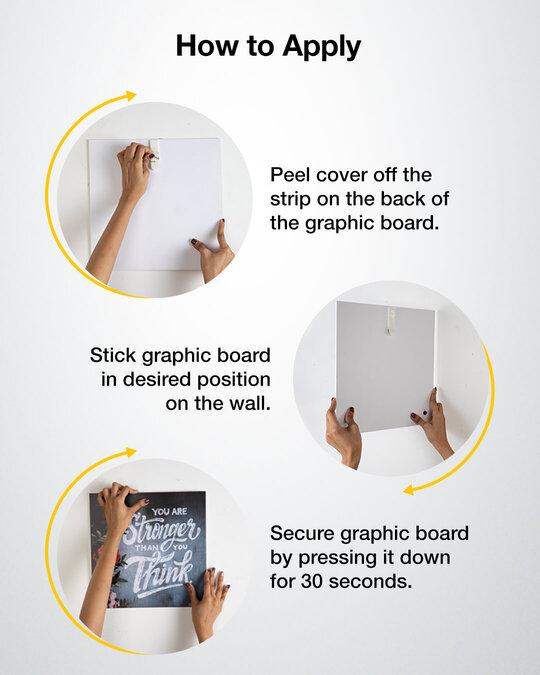 "Shop Bee Boing Graphic Board -18""x14"" Multicolor"
