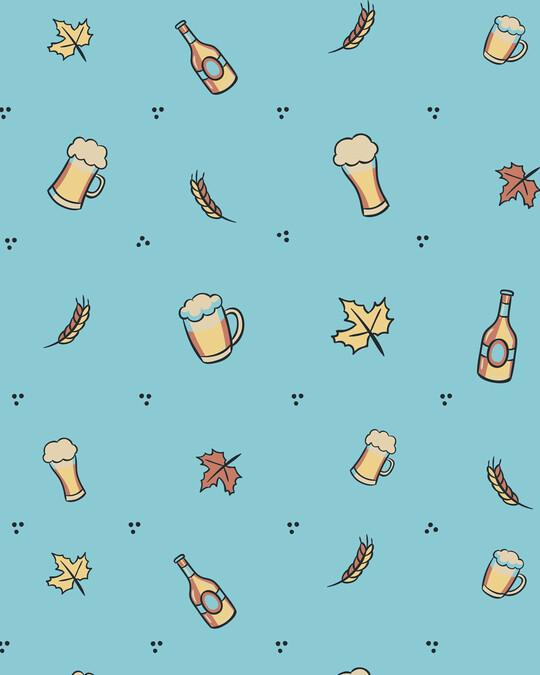 Shop Beer Brewer All Over Printed Pyjama