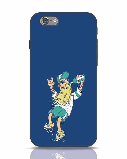 Shop Beer Guy iPhone 6s Mobile Cover-Front