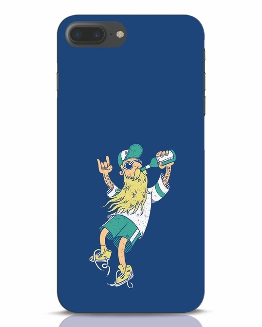 Shop Beer Guy iPhone 7 Plus Mobile Cover-Front