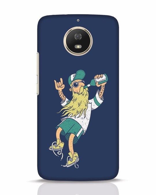 Shop Beer Guy Moto G5s Mobile Cover-Front