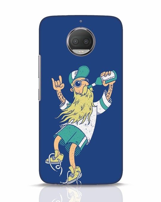 Shop Beer Guy Moto G5s Plus Mobile Cover-Front