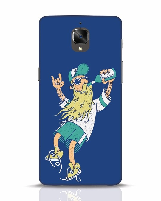 Shop Beer Guy OnePlus 3T Mobile Cover-Front