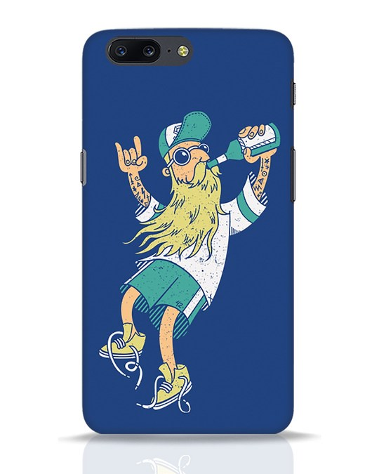 Shop Beer Guy OnePlus 5 Mobile Cover-Front