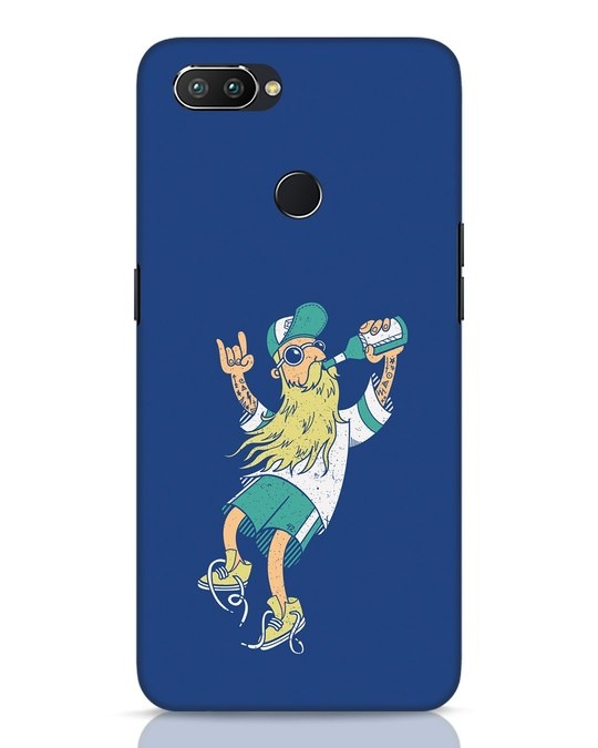 Shop Beer Guy Realme 2 Pro Mobile Cover-Front