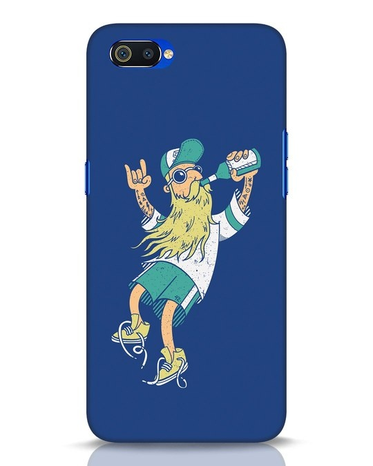 Shop Beer Guy Realme C2 Mobile Cover-Front
