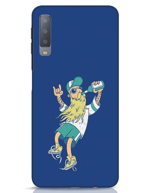Shop Beer Guy Samsung Galaxy A7 Mobile Cover-Front