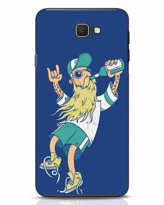 Shop Beer Guy Samsung Galaxy J7 Prime Mobile Cover-Front